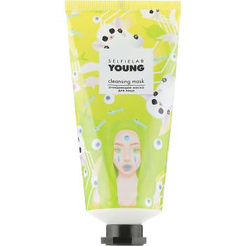 Маска очищающая для лица Selfielab Young Cleansing Mask
