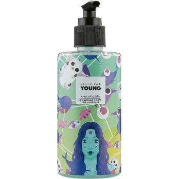 Очищающее желе для умывания Selfielab Young Cleansing Jelly