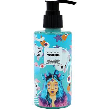 Гель-желе тропический для тела Selfielab Young Tropical Body Jelly
