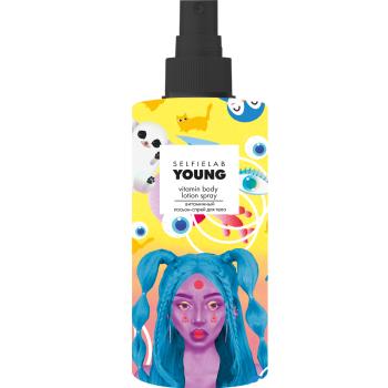 Витаминный лосьон-спрей для тела Selfielab Young Vitamine Body Lotion Spray