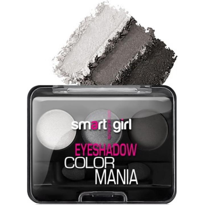 "Тени для век BelorDesign ""Smart girl"" Color Mania"