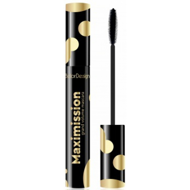 Тушь для ресниц BelorDesign Maximission Grand Volume Mascara
