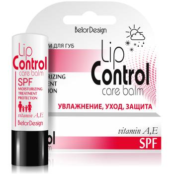 Бальзам для губ BelorDesign Lip Control SPF