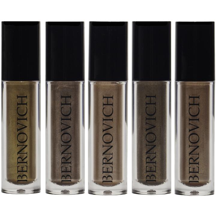 Жидкие тени для век Bernovich