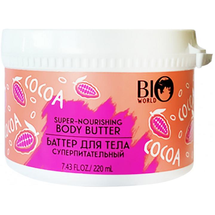 Баттер для тела суперпитательный Bio World Secret Life Super-Nourishing Kokoa Body Butter