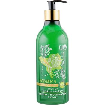 """Шампунь """"Черный тмин, бесцветная хна"""" Bio World Botanica Shampoo"""