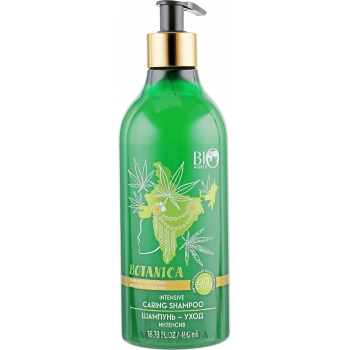 "Шампунь ""Конопля, белый мед"" Bio World Botanica Shampoo"