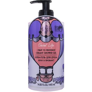 """Крем-гель для душа """"Хочу в Прованс!"""" Bio World Secret Life Hydro Therapy Creamy Shower Gel"""
