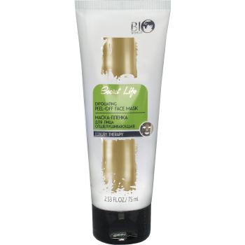 Маска-пленка для лица отшелушивающая Bio World Secret Life Luxury Therapy Exfoliating Peel-Off Face Mask