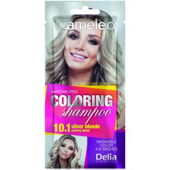 Оттеночный шампунь Delia Cameleo Colouning Shampoo Silver Blond