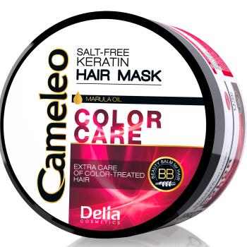 """Кератиновая маска """"Защита цвета"""" Delia Cameleo Mask 200 мл"""
