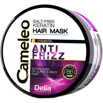 """Мультифункциональная маска для волос """"Кудри под контролем"""" Delia Cameleo Mask 200 мл"""