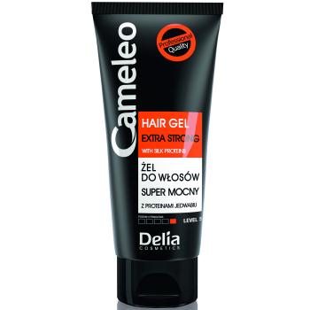 Гель для волос супер сильной фиксации Delia Cosmetics Cameleo Hair Gel Extra Strong 200 мл