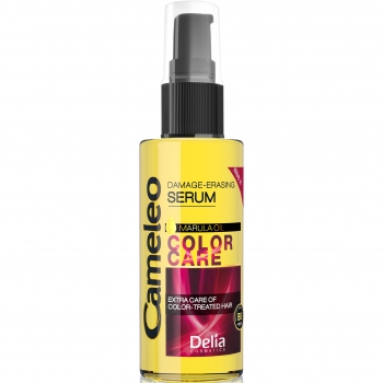 """Сыворотка для волос с маслом марула """"Защита цвета"""" Delia Cameleo Serum 55 мл"""