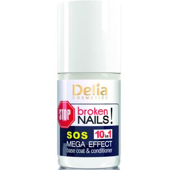 Кондиционер для ногтей Delia Mega Effect 11 мл