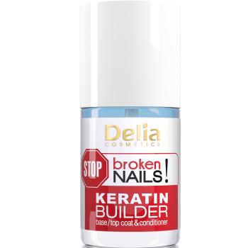 Кондиционер для ногтей с кератином Delia Coral Stop Nails Sputting 11 мл