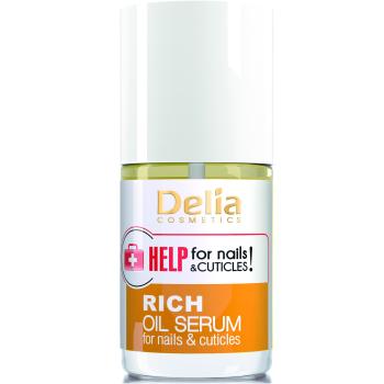 Сыворотка для ногтей и кутикулы Delia Cosmetics Repair Cream 11 мл