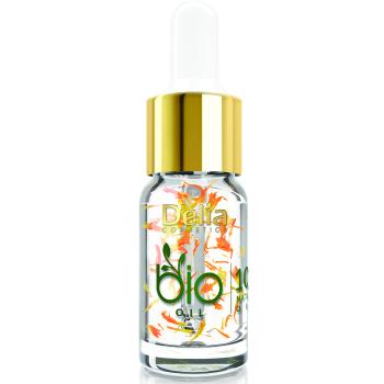 Питательное масло для ногтей и кутикулы Delia Cosmetics Bio Nail Oil 11 мл
