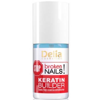 Кондиционер для ногтей с кератином Delia Keratin Builder 11 мл