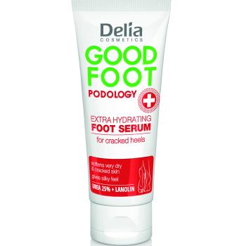 Сыворотка для стоп регенерирующая, увлажняющая Delia Good Foot 60 мл
