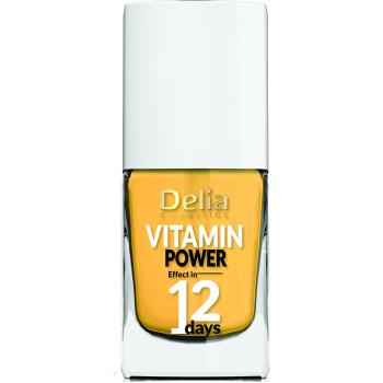 Витаминный кондиционер для ногтей Delia Cosmetics Power Of Vitamins Nail Conditioner 11 мл