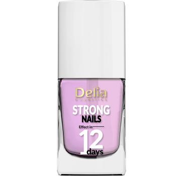 Лечебный кондиционер для ногтей Delia Cosmetics Curing Nail Conditioner 11 мл