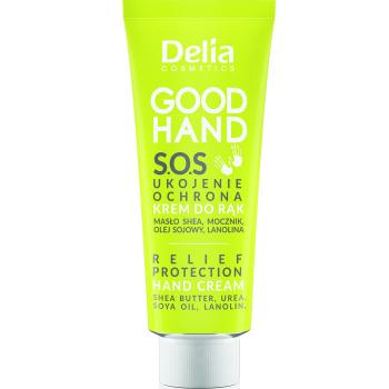 "Крем для рук ""Успокоение и защита"" Delia Good Hand S.O.S Relief Protection Hand Cream 75 мл"