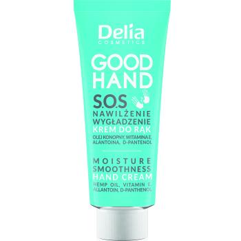 """Крем для рук """"Увлажнение и разглаживание"""" Delia Good Hand S.O.S Moisture Smoothness Hand Cream 75 мл"""
