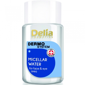 Мицеллярная вода для снятия макияжа Delia Micellar Liquid Makeup Remover 50 мл