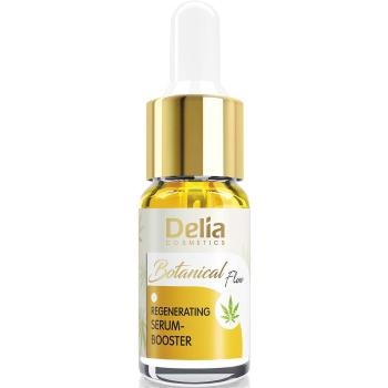 Регенерирующая сыворотка-бустер с конопляным маслом Delia Botanical Flow Regenerating Serum-Booster 10 мл
