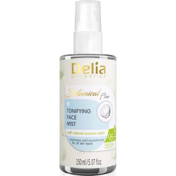 Тонизирующий спрей для лица Delia Botanical Flow Tonifying Face Mist 150 мл