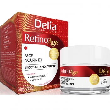Крем для лица Delia Retinoage Day Night 50 мл