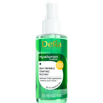 Тонизирующий спрей для лица, шеи и декольте Delia Hyaluron Fusion 150 мл