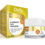 Увлажняющий крем-иллюминатор для лица Delia VITAMIN C+ 50 мл