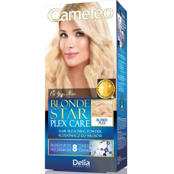 Осветлитель для волос Delia Cosmetics Cameleo Blonde Star Plex Care 75 мл