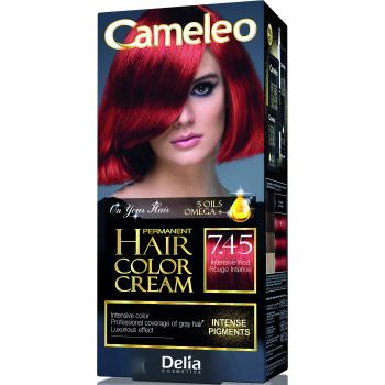 Краска для волос Delia Cameleo OMEGA plus 5 масел Intensive Red 50 мл