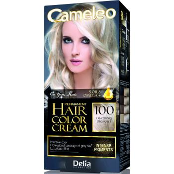 Краска для волос Delia Cameleo OMEGA plus 5 масел Осветлитель 50 мл