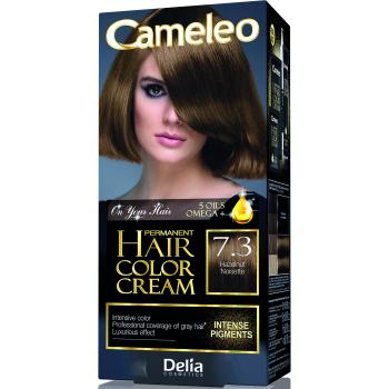 Краска для волос Delia Cameleo OMEGA plus 5 масел Hazelnut 50 мл