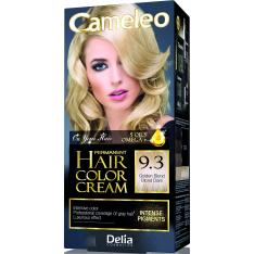 Краска для волос Delia Cameleo OMEGA plus 5 масел Golden Blond 50 мл