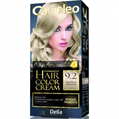Краска для волос Delia Cameleo OMEGA plus 5 масел Pearl Blond 50 мл