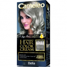 Краска для волос Delia Cameleo OMEGA plus 5 масел Frozen Blond 50 мл