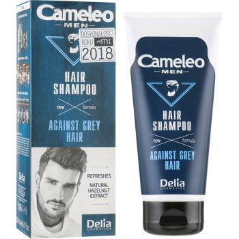 Шампунь для волос и бороды Delia Cameleo Men Shampoo 150 мл
