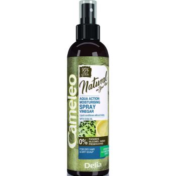 Кондиционер-спрей уксусный для волос Delia Cameleo Natural On Your Hair Aqua Action Spray 200 мл