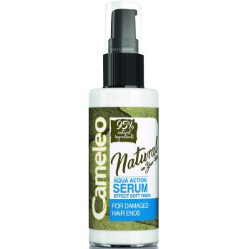 Сыворотка для кончиков волос Delia Cameleo Natural On Your Hair Aqua Action Serum 55 мл