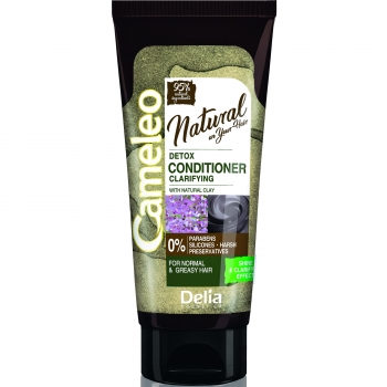 Кондиционер для волос Delia Cameleo Natural On Your Hair Detox Conditioner 200 мл