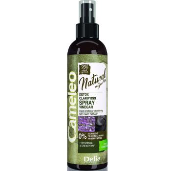 Кондиционер-спрей уксусный для волос Delia Cameleo Natural On Your Hair Natural DETOX Spray 200 мл