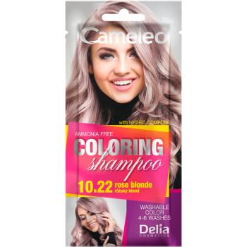 Оттеночный шампунь Delia Cameleo Colouning Shampoo Rose Blond