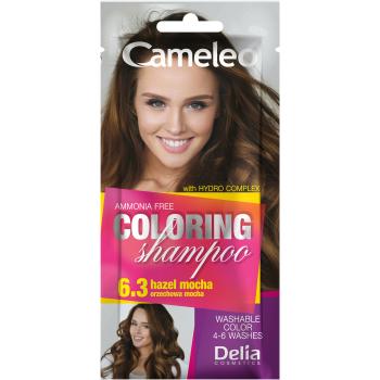 Оттеночный шампунь Delia Cameleo Colouning Shampoo Hazel Mocha