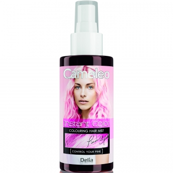Спрей-краска для волос Delia Cameleo Pink 150 мл