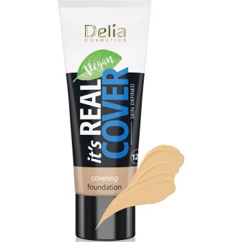 Тональный крем Delia Real Cover Frappe 204